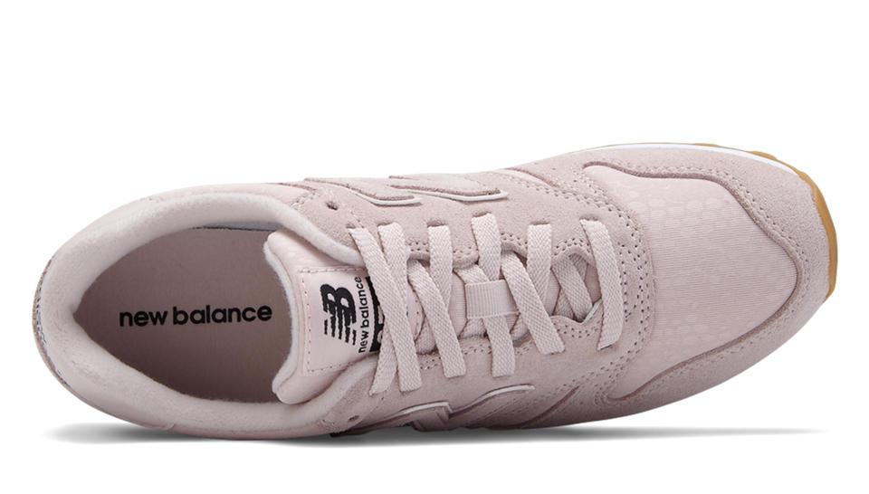 zapatillas new balance mujer 373 beige