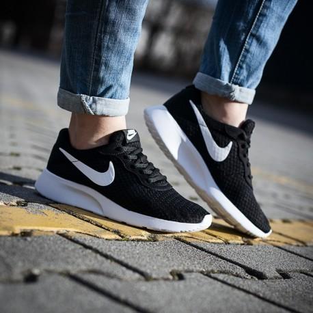 Mujer Tanjun Negras Nike Barata – COMPRAR: Zapatillas Online ...