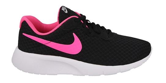 a lo largo invierno Elección  Nike Mujer Tanjun Negras y Rosas – COMPRAR: Zapatillas Online Casual y  Deportivas: