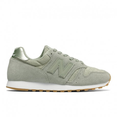 new balance zapatillas mujer verde